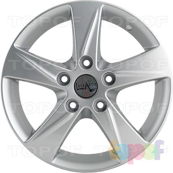 Колесные диски Replica LegeArtis NS100. Изображение модели #1