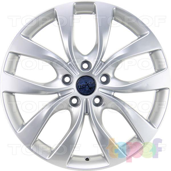 Колесные диски Replica LegeArtis NS102. Изображение модели #2