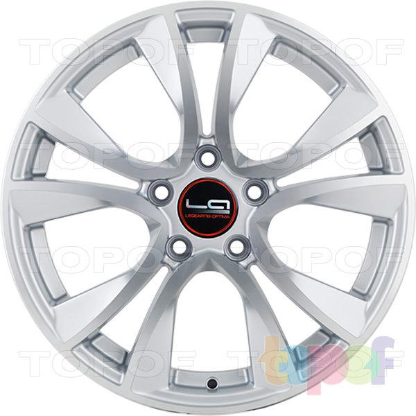 Колесные диски Replica LegeArtis NS104. Изображение модели #2