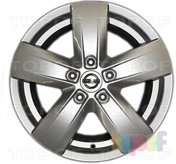 Колесные диски Replica LegeArtis NS108. Изображение модели #1