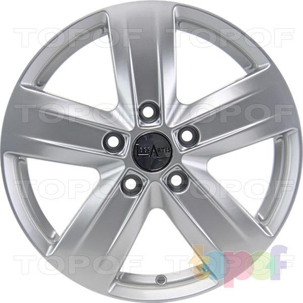 Колесные диски Replica LegeArtis NS108. Изображение модели #2