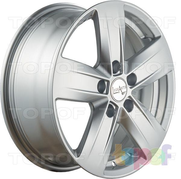 Колесные диски Replica LegeArtis NS108. Изображение модели #3