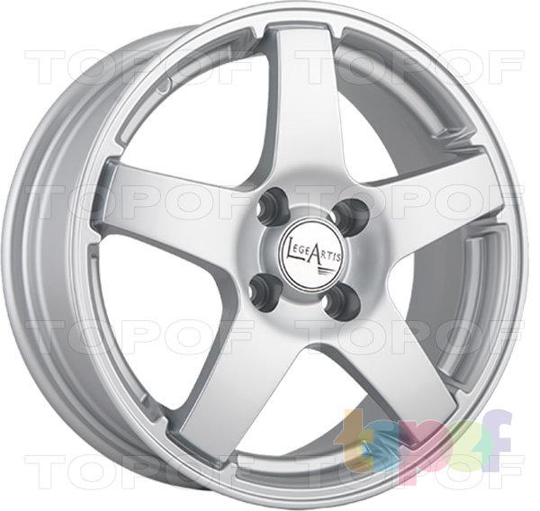 Колесные диски Replica LegeArtis NS118. Изображение модели #2