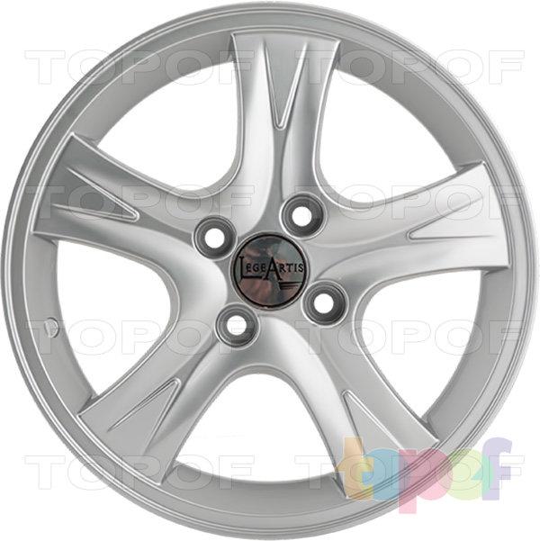 Колесные диски Replica LegeArtis NS119. Изображение модели #1