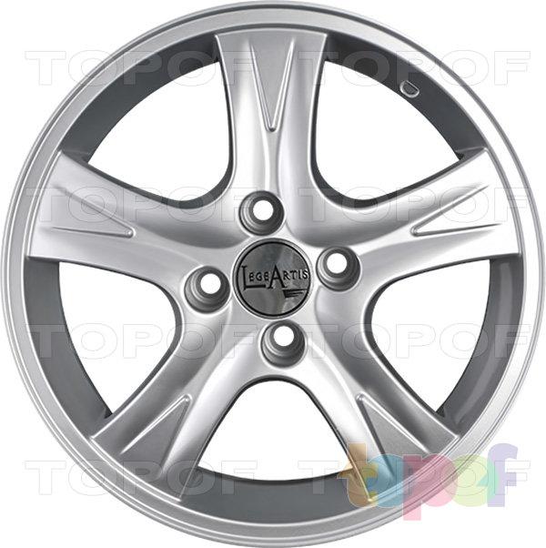 Колесные диски Replica LegeArtis NS119. Изображение модели #2