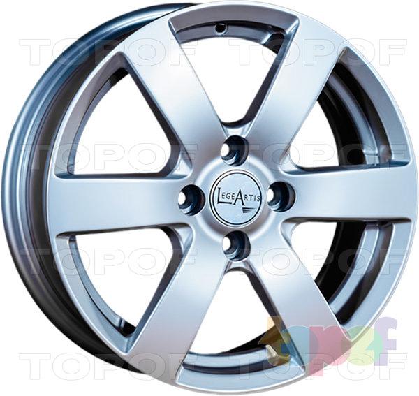 Колесные диски Replica LegeArtis NS120. Изображение модели #2