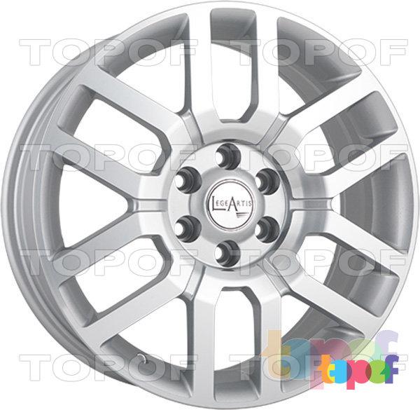 Колесные диски Replica LegeArtis NS17. Изображение модели #2
