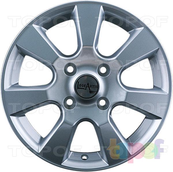 Колесные диски Replica LegeArtis NS23. Изображение модели #1