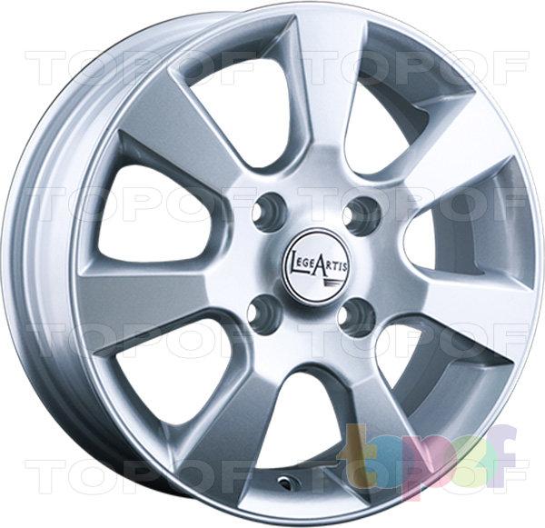 Колесные диски Replica LegeArtis NS23. Изображение модели #2