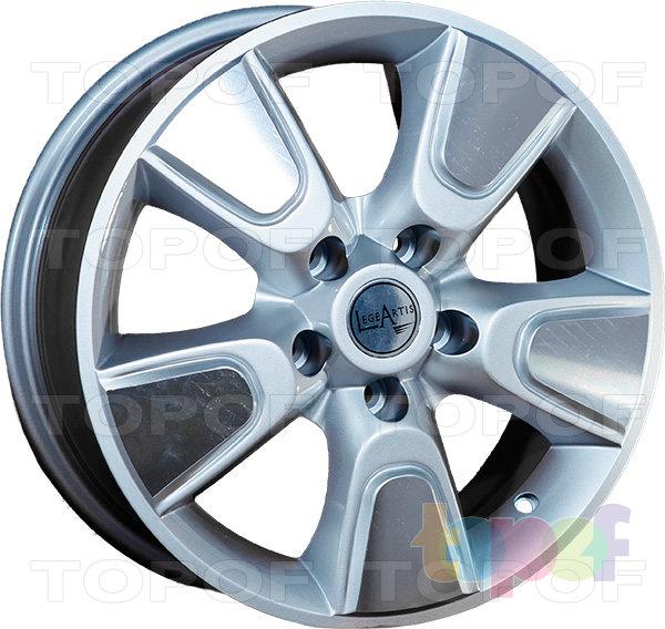 Колесные диски Replica LegeArtis NS25. Изображение модели #2