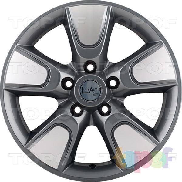Колесные диски Replica LegeArtis NS25. Изображение модели #3