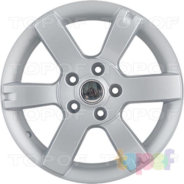Колесные диски Replica LegeArtis NS29. Изображение модели #1