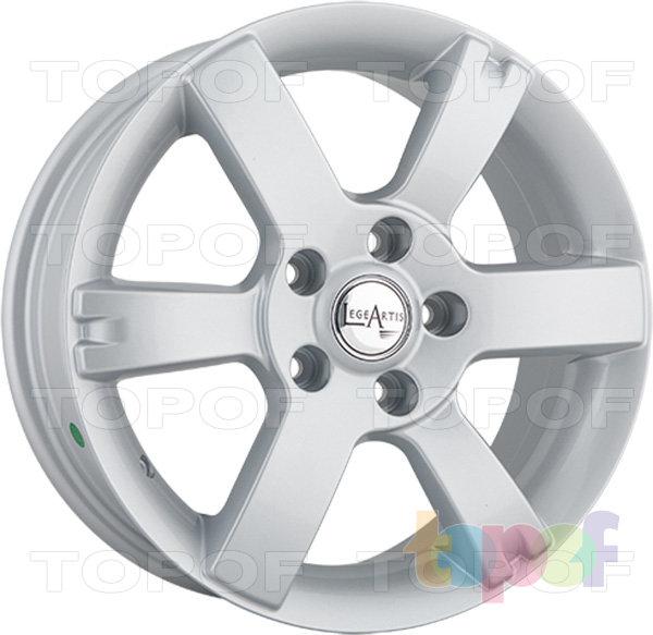 Колесные диски Replica LegeArtis NS29. Изображение модели #2