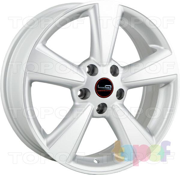 Колесные диски Replica LegeArtis NS38. Изображение модели #5