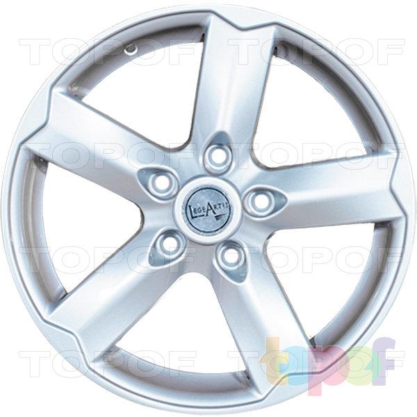 Колесные диски Replica LegeArtis NS39. Изображение модели #3
