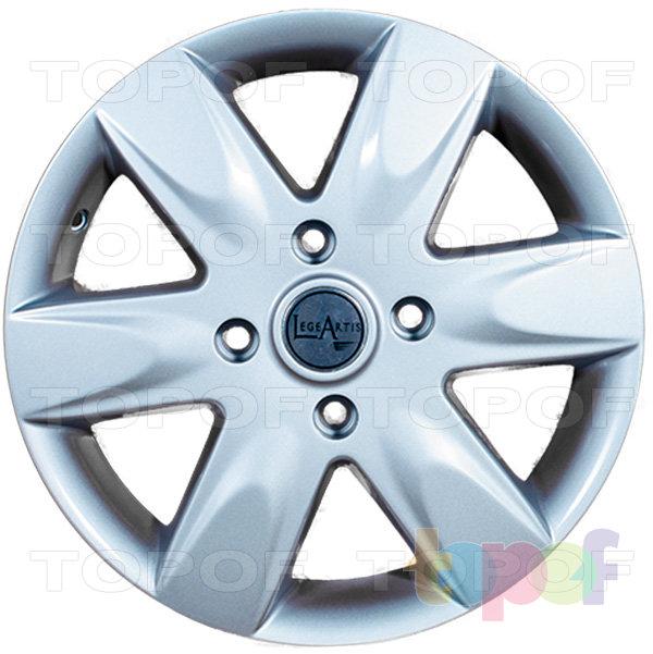 Колесные диски Replica LegeArtis NS43. Изображение модели #1