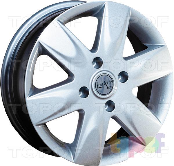Колесные диски Replica LegeArtis NS43. Изображение модели #2