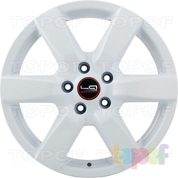 Колесные диски Replica LegeArtis NS49. Изображение модели #5
