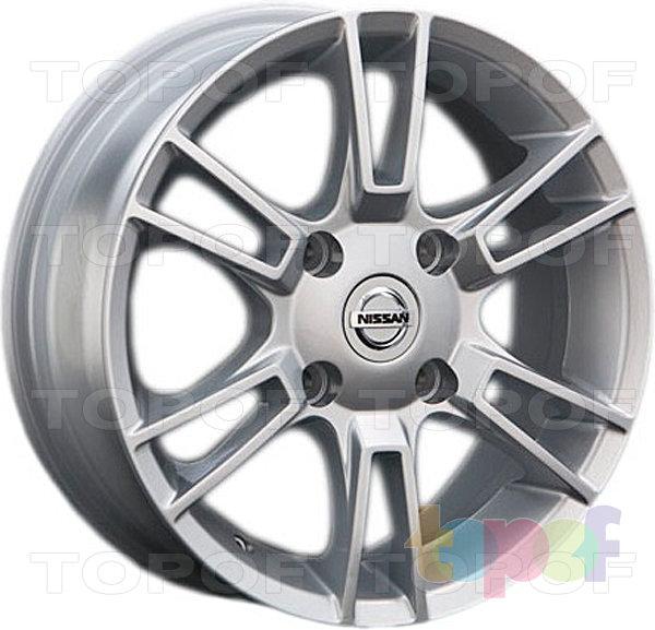 Колесные диски Replica LegeArtis NS50