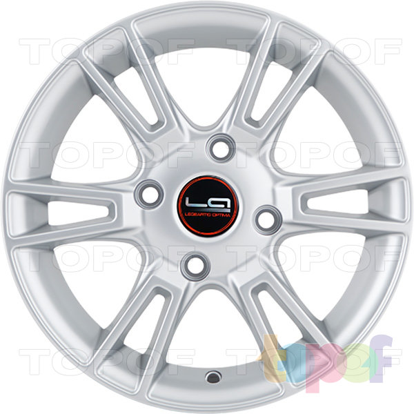 Колесные диски Replica LegeArtis NS50. Изображение модели #2