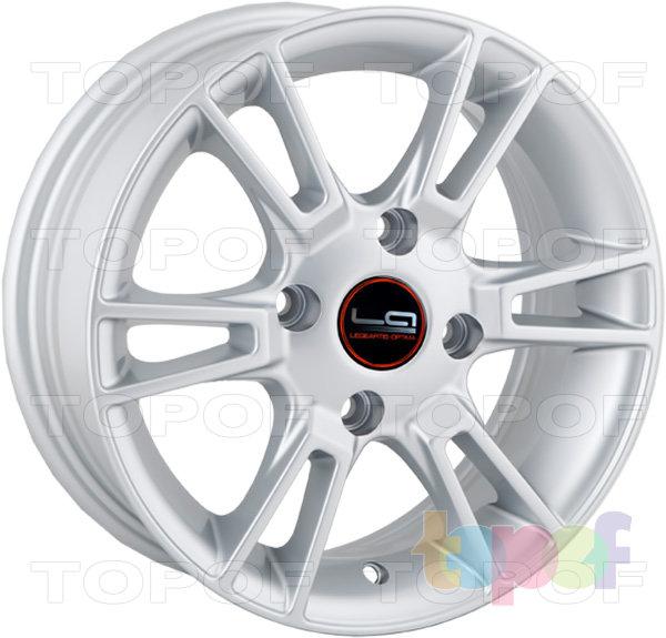 Колесные диски Replica LegeArtis NS50. Изображение модели #3