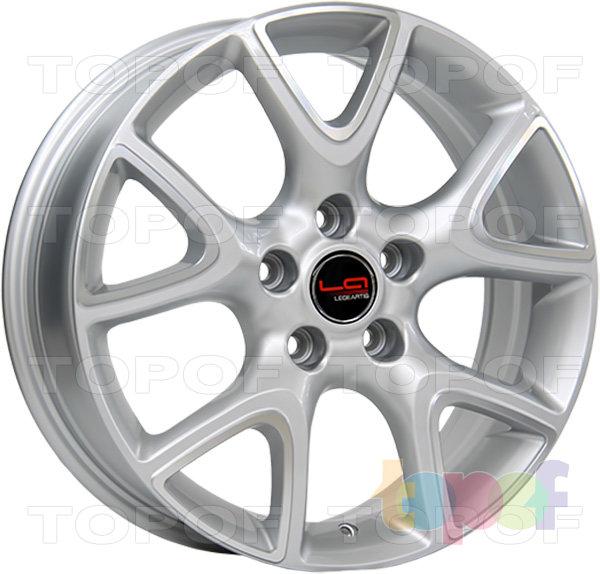 Колесные диски Replica LegeArtis NS504. SF