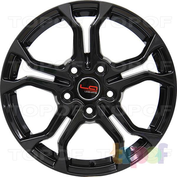 Колесные диски Replica LegeArtis NS505. Изображение модели #2