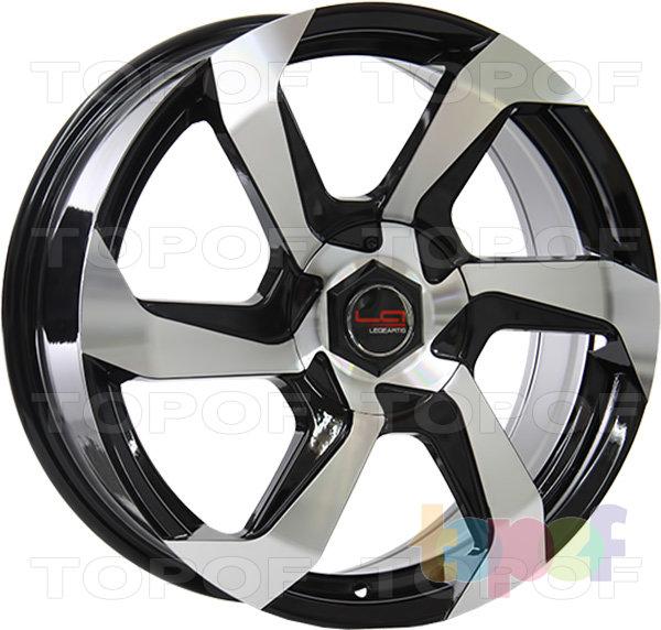 Колесные диски Replica LegeArtis NS511. Изображение модели #1