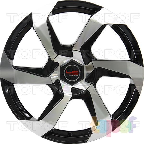 Колесные диски Replica LegeArtis NS511. Изображение модели #2