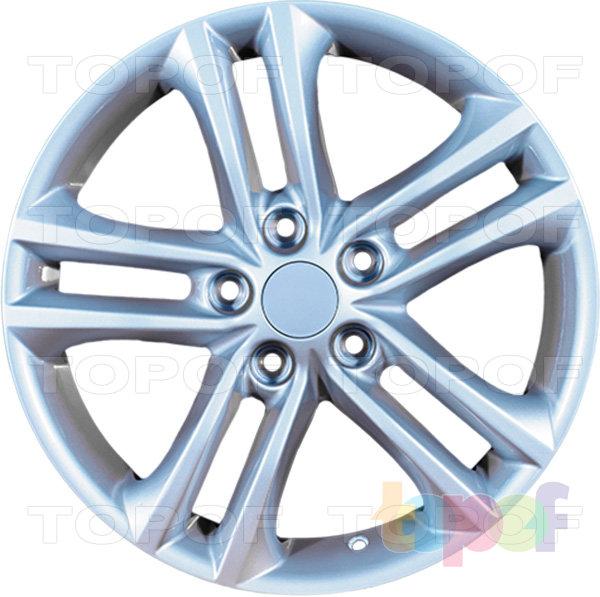 Колесные диски Replica LegeArtis NS54. Изображение модели #3
