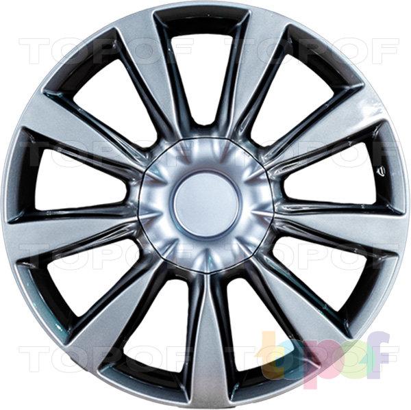 Колесные диски Replica LegeArtis NS57. Цвет Silver