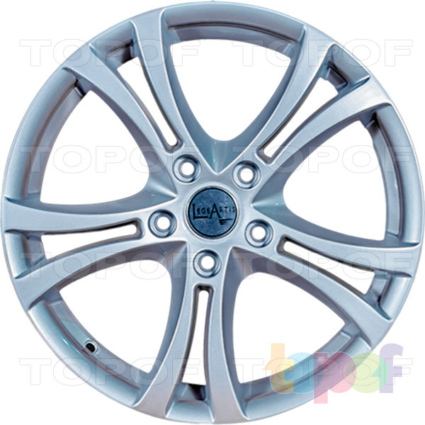 Колесные диски Replica LegeArtis NS59. Изображение модели #1