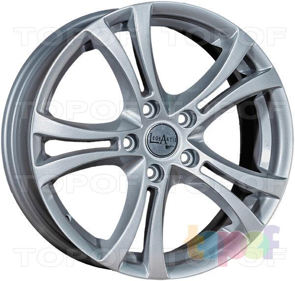 Колесные диски Replica LegeArtis NS59. Изображение модели #2