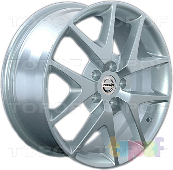 Колесные диски Replica LegeArtis NS60