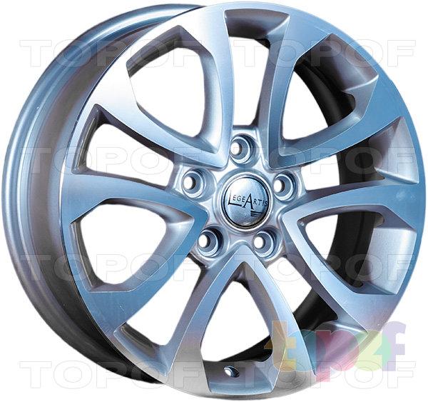 Колесные диски Replica LegeArtis NS62. Изображение модели #2