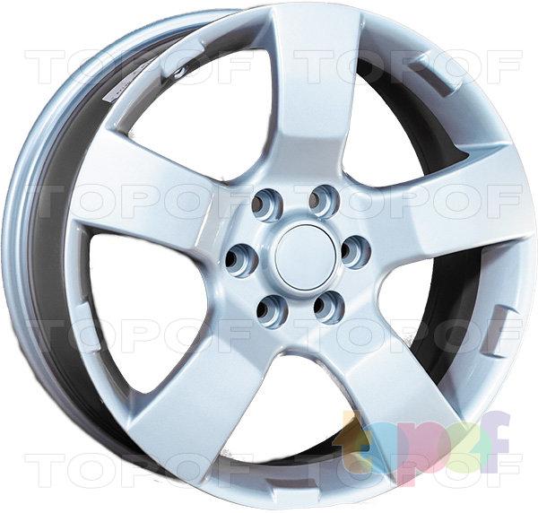 Колесные диски Replica LegeArtis NS66. Изображение модели #2