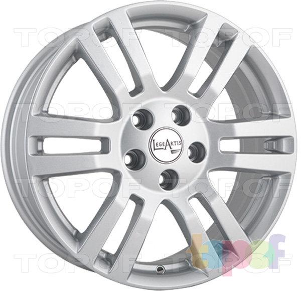 Колесные диски Replica LegeArtis NS68. Изображение модели #2