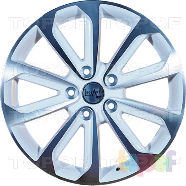 Колесные диски Replica LegeArtis NS69. Изображение модели #4