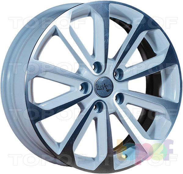 Колесные диски Replica LegeArtis NS69. Изображение модели #5