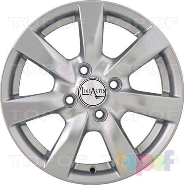 Колесные диски Replica LegeArtis NS74. Изображение модели #1