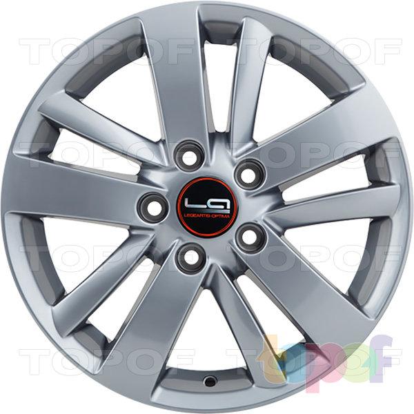 Колесные диски Replica LegeArtis NS75. Изображение модели #2
