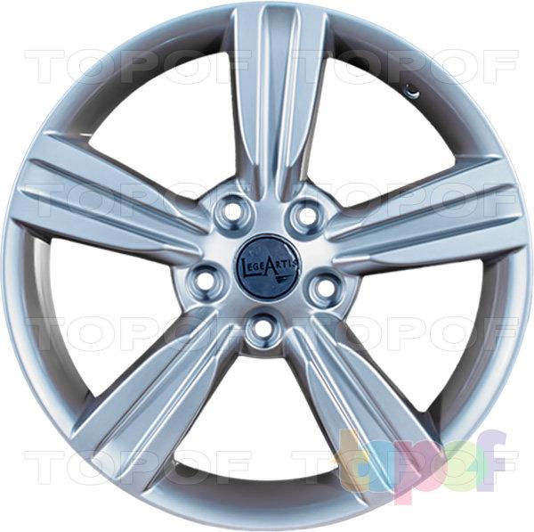 Колесные диски Replica LegeArtis NS77. Изображение модели #5