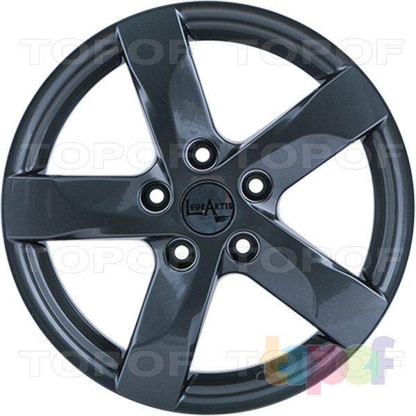 Колесные диски Replica LegeArtis NS80. Изображение модели #1