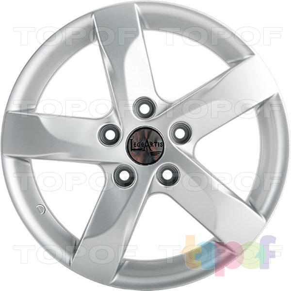 Колесные диски Replica LegeArtis NS80. Изображение модели #5