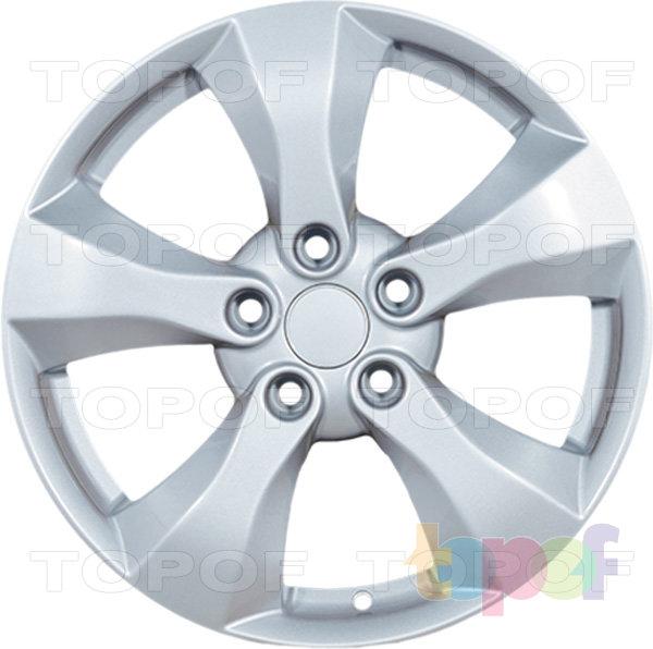 Колесные диски Replica LegeArtis NS87. Изображение модели #1