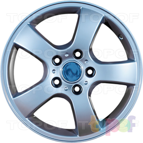 Колесные диски Replica LegeArtis NS91. Изображение модели #1