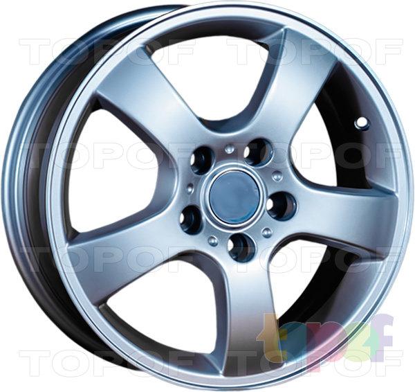 Колесные диски Replica LegeArtis NS91. Изображение модели #2
