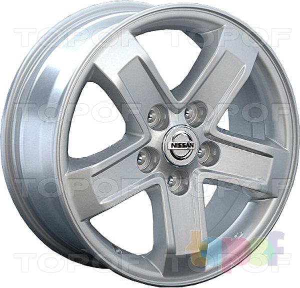 Колесные диски Replica LegeArtis NS92. Изображение модели #1