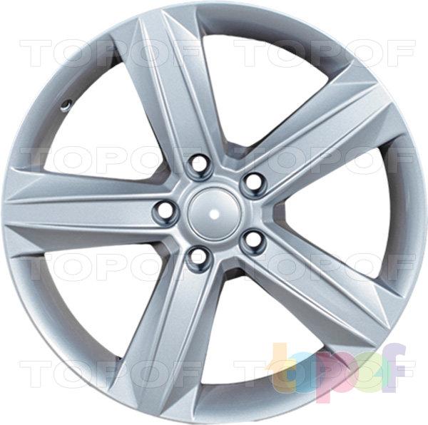 Колесные диски Replica LegeArtis OPL11. Изображение модели #3