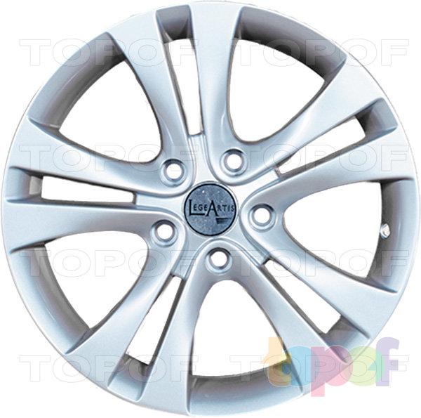Колесные диски Replica LegeArtis OPL13. Изображение модели #1